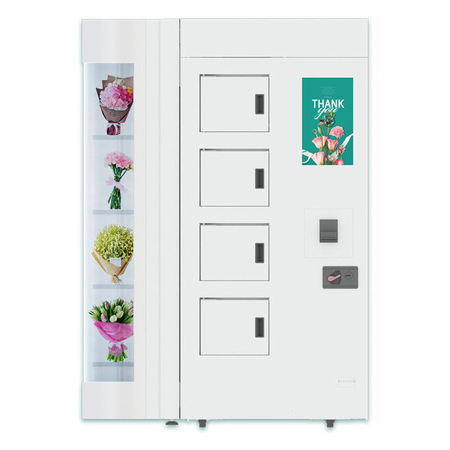 Lcd 19 Inch Maternity Clinics Flower Vending Machine